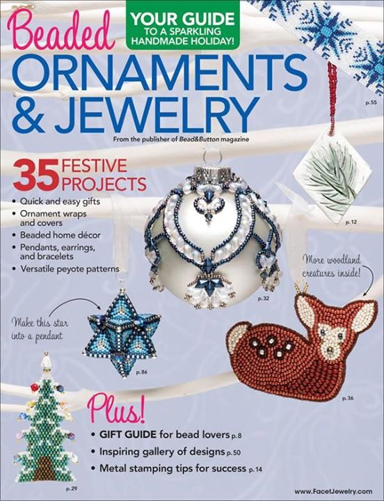 Beaded Ornaments & Jewelry