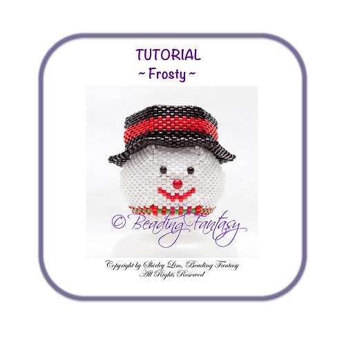 PDF Tutorial for Frosty the Snowman