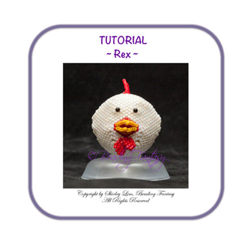 PDF Tutorial for Rex the Rooster