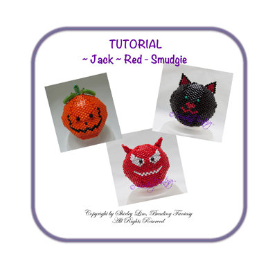 PDF Tutorial for Smudgie, Jack and Red