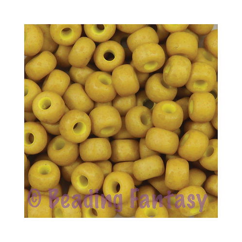 M6-1233-  Matte Opaque Mustard