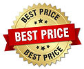 best-price-3d-gold-badge-with-red-ribbon