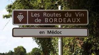 La route du vin Médoc