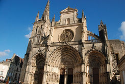 Cathedrale Bazas