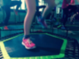 cours de jump jumping trampoline fitness