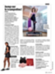 Article sv trampoline fitness suisse rom