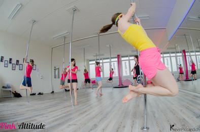 evjf shooting photo pole dance atelier l