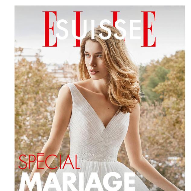 Merci Elle Suisse magazine !