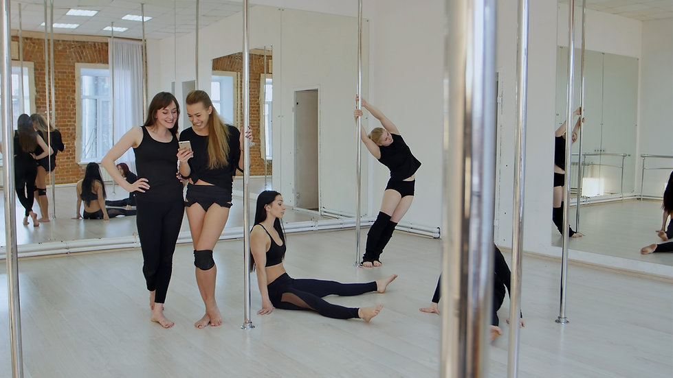 pole dance classes cours école school la