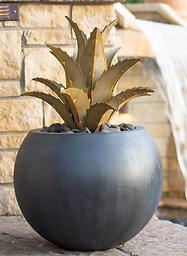 Metal Succulent_Agave