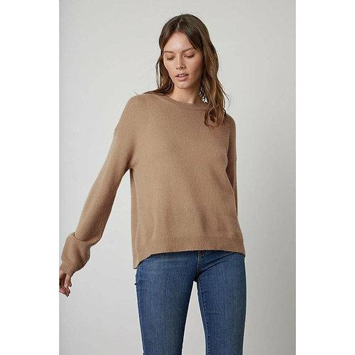 Velvet by Graham & Spencer Brynne Cashmere Sweater