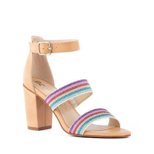 BC Footwear Justified Heeled Sandal