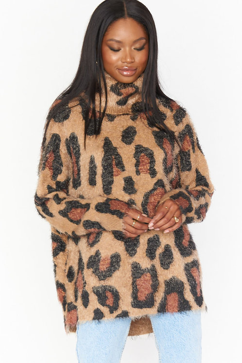 Show Me Your Mumu Fatima Turtleneck Sweater