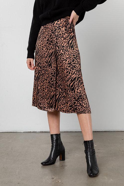 Rails Mayfair Midi Wrap Skirt
