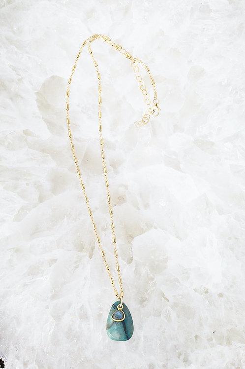 Native Gem Pixie Necklace