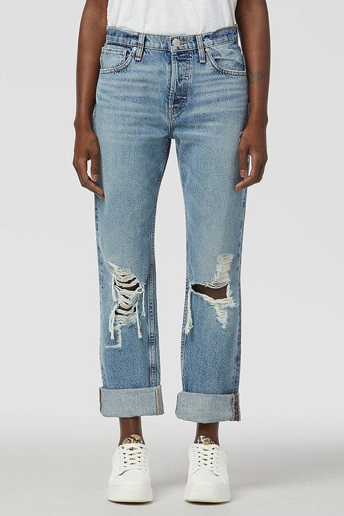Hudson Thalia High-Rise Jean in Feel Alive