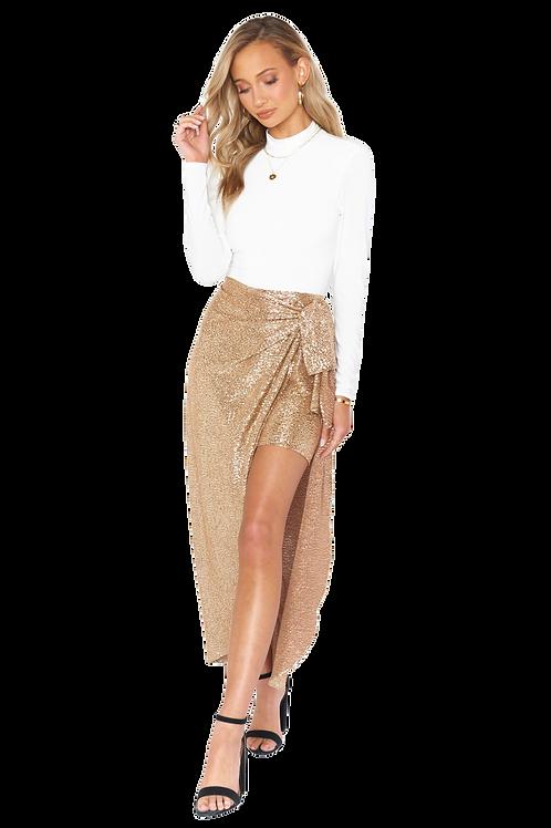 Show Me Your Mumu Wrap Me Up Skirt