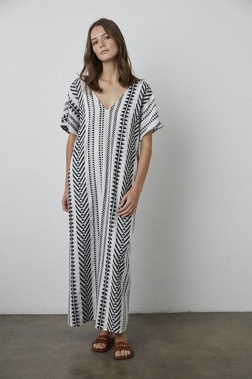 Velvet by Graham & Spencer Waylin Kaftan Dress