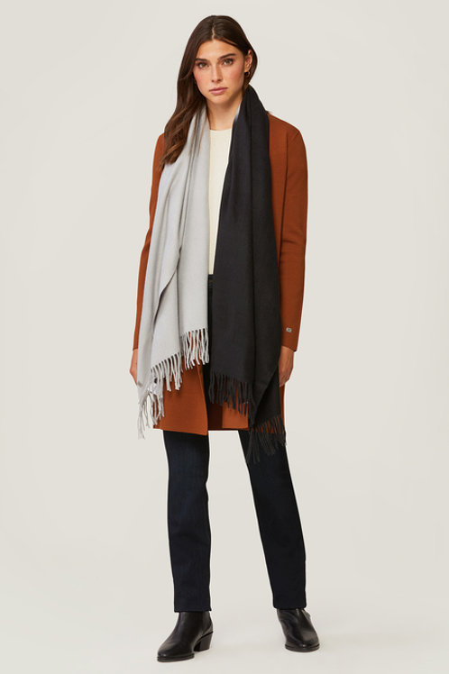 Soia & Kyo Dejah Two-Tone Ombre Woven Scarf