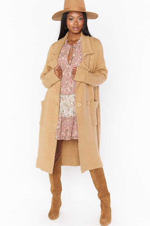 Show Me Your Mumu Melrose Sweater Jacket