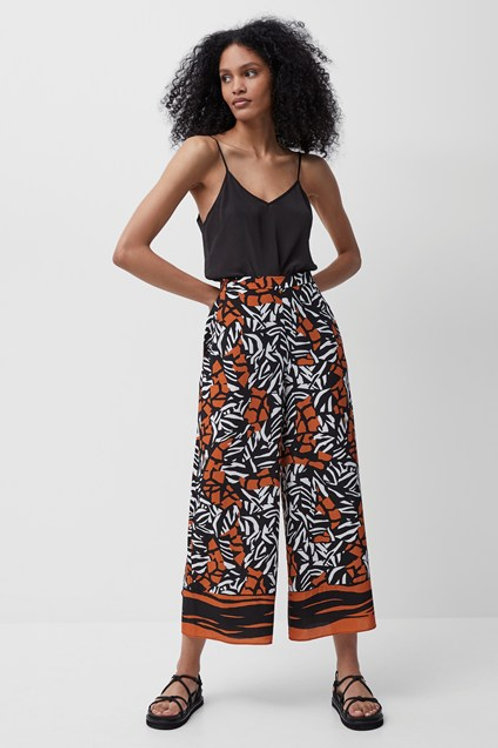 French Connection Afara Drape Culottes
