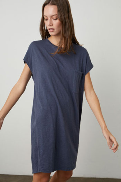 Velvet by Graham & Spencer Annie T-Shirt Dress