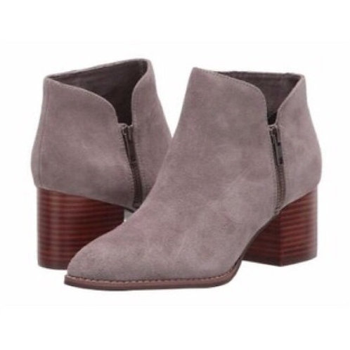 Seychelles Chaparral Boot in Grey Suede