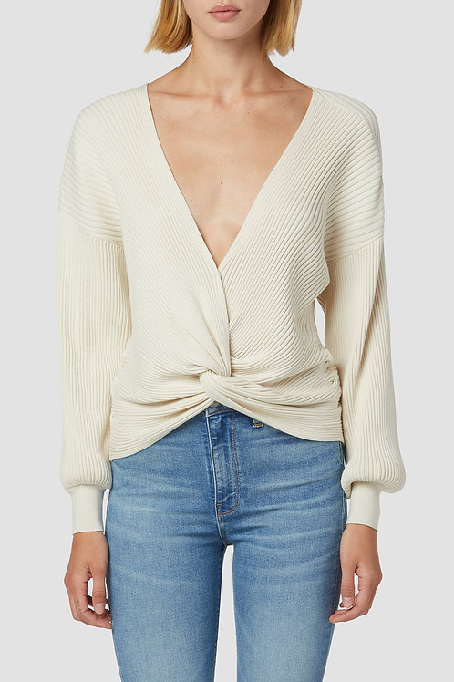 Hudson Knotted Sweater
