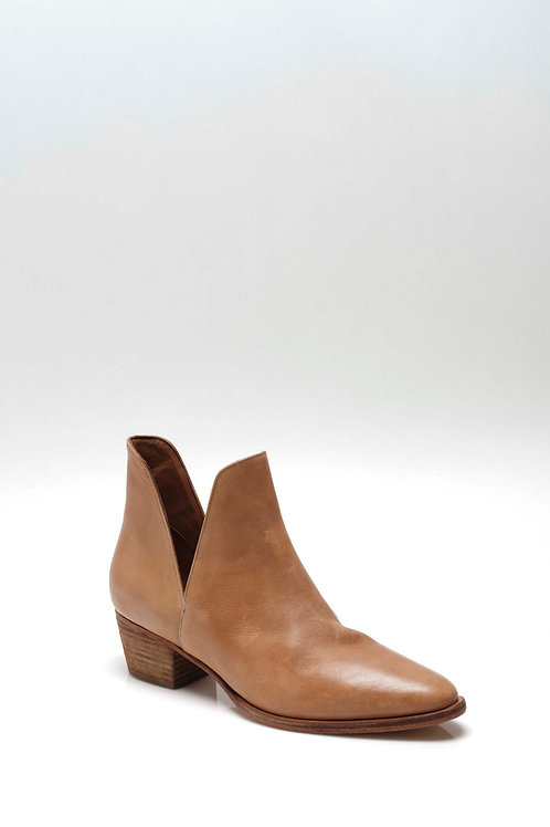 Free People Charm Double-V Ankle Boots