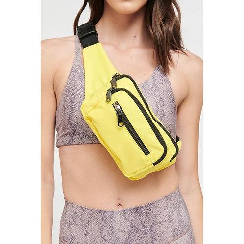 Sol and Solene Hip Hugger Belt Bag
