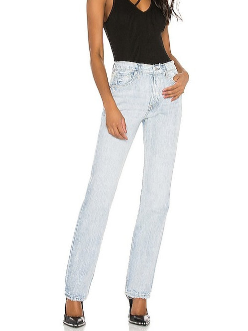 Hudson Thalia Extreme Loose Fit Jean in Washed Out