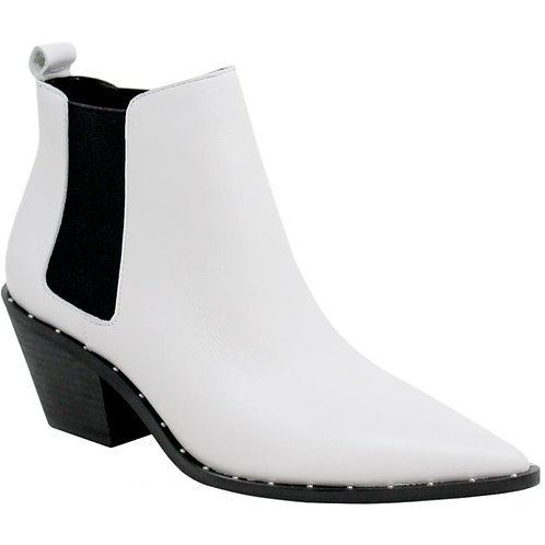 Charles by Charles Polar Studded Chelsea Boot
