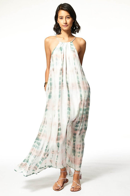 Young, Fabulous & Broke Elie Trapeze Maxi Dress