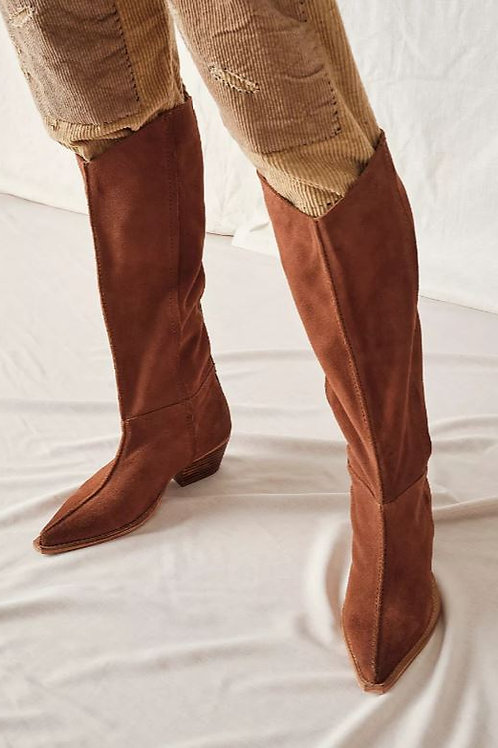 Free People Sway Low Slouch Boots