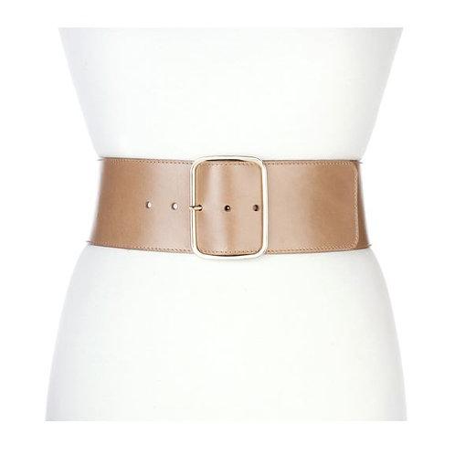 Brave Leather Sandile Wide Leather Belt