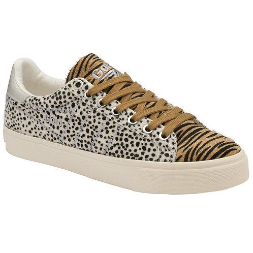 Gola Classics Women's Orchid II Safari Sneakers in Cheetah/Tiger