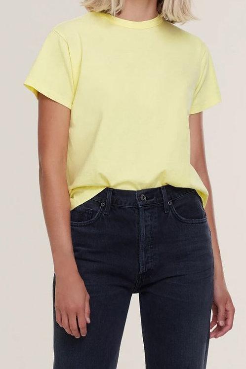 AGOLDE Rena Crewneck T-Shirt