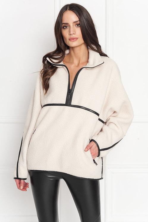 Lamarque Helsa Polar Fleece Pullover