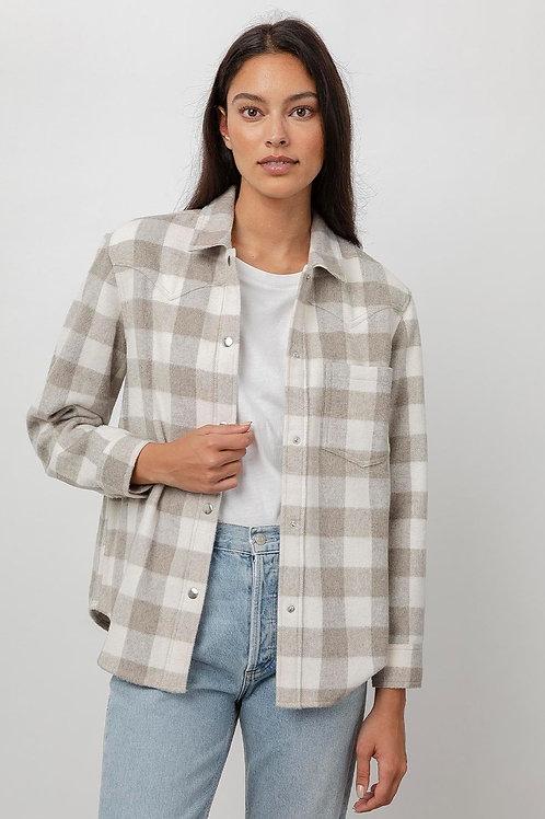 Rails Tripp Flannel Shirt Jacket