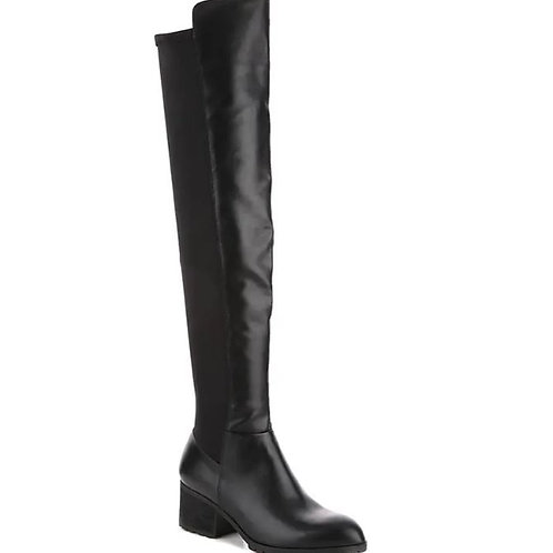 Charles by Charles David Reason Over the Knee Boot in Black