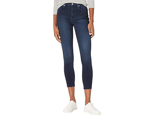7 For All Mankind High-Waist Ankle Skinny in Delancy