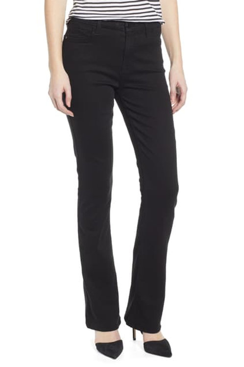 JEN7 by 7 For All Mankind Slim Bootcut Jean in Classic Black