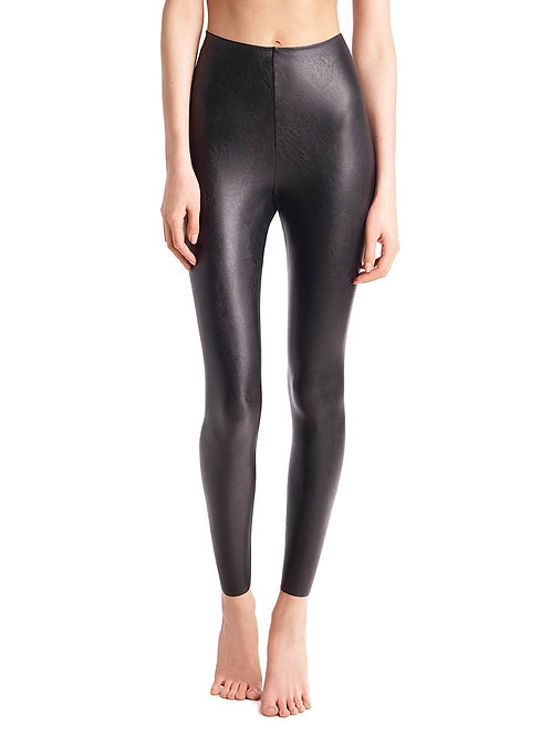 Commando Faux Leather Legging with Perfect Control