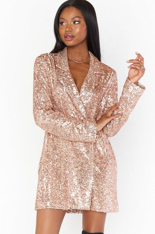 Show Me Your Mumu Bazel Blazer Dress