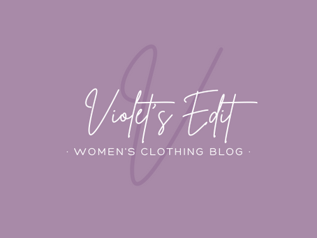 Welcome to Violet's Edit!