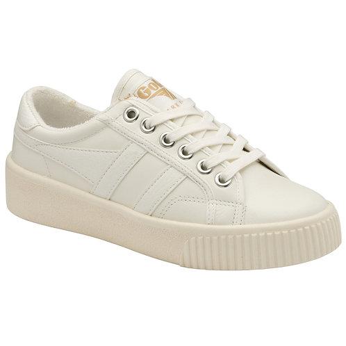 Gola Baseline Mark Cox Leather Sneakers