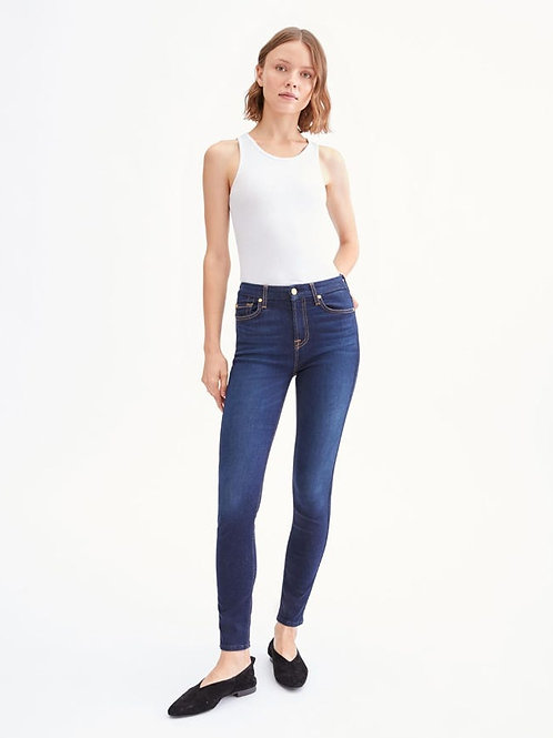 7 for All Mankind HW Ankle Skinny in Tried and True