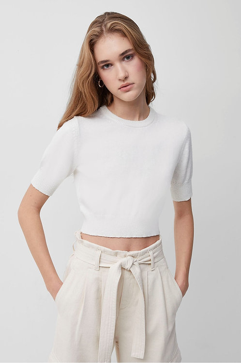 French Connection Margo Short Sleeve Sweater