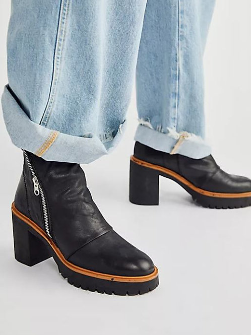 Free People Jack Zip Ankle Boots