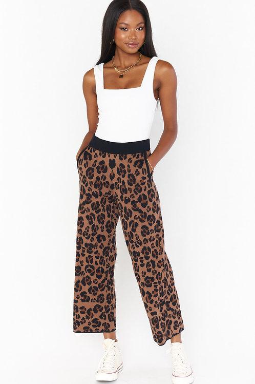 Show Me Your Mumu Samson Knit Lounge Pants